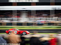 James Cottingham/Nicky Pastorelli, Ferrari 250 GTO/64, Goodwood Members' Meeting