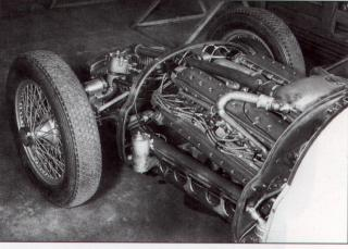 V16 1.5 litre engine