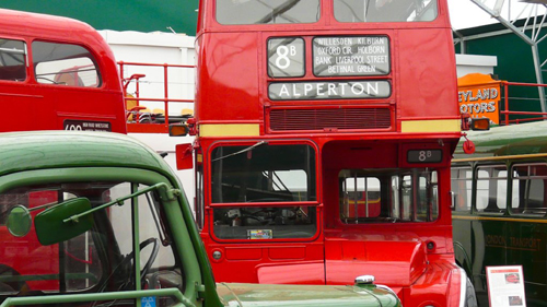Brooklands, Cobham Bus Collection