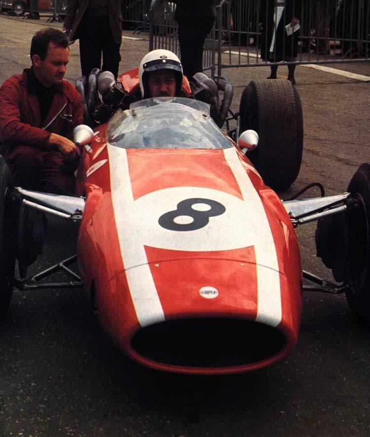 8w When 1966 International Trophy