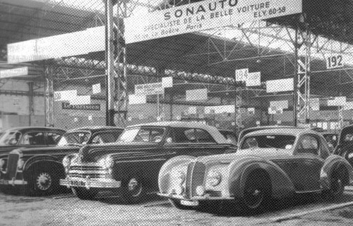 Delahaye 145 48772 at Sonauto