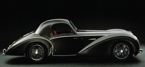 Delahaye 145 48772 in the Peter Mullin collection
