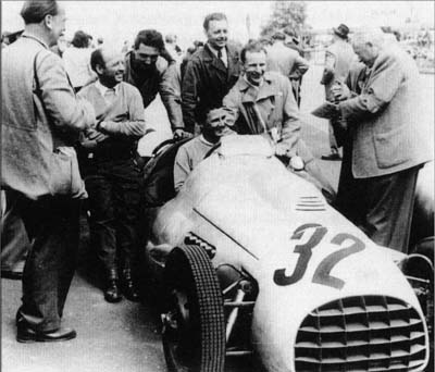 Hans Herrmann, Veritas, 1953 German GP