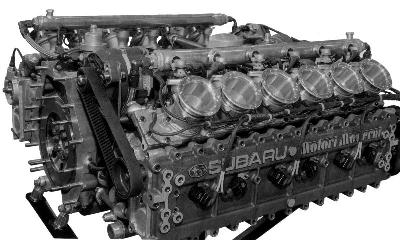 w why engine failures this was a 180 degree flat boxer engine layout in the ferrari alfa design practice used during the 1970s the flat engine concept while having advantages