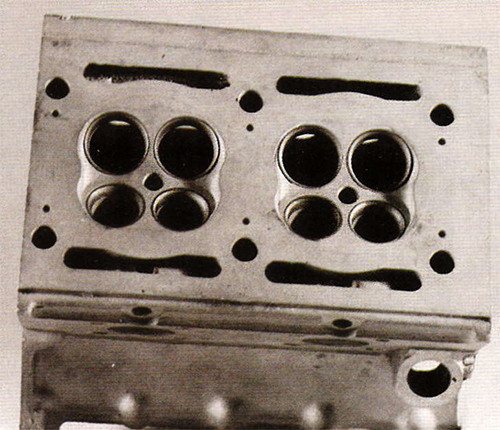 The Shell Twin combustion chamber