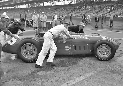 Nino Farina Kurtis Ferrari 1956 Indy 500