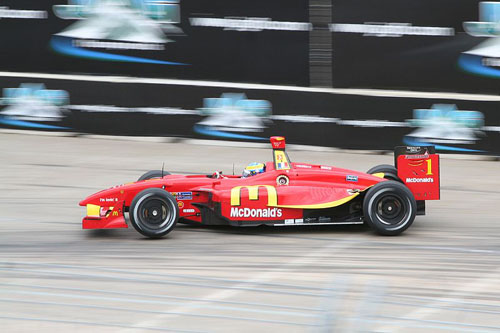 Sebastien Bourdais, Houston 2007