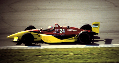Scott Goodyear, Indianapolis 1995