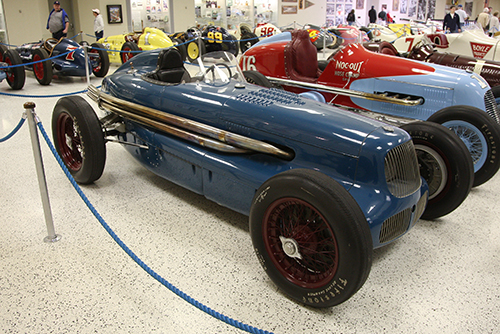 Thorne Engineering Special, IMS Museum
