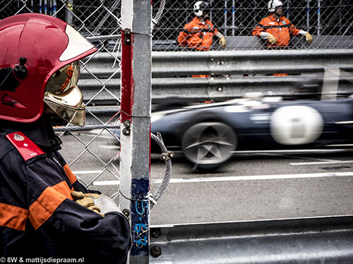 Richard Griot, Eagle-Climax T1G, 2014 GP Monaco Historique