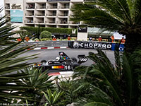 Nicholas Colyvas, Shadow-Cosworth DN5, 2014 GP Monaco Historique