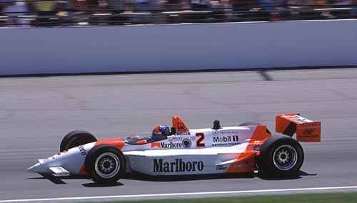 Fittipaldi, 1994 Indy 500