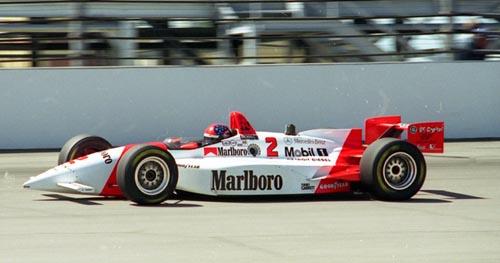 Bobby Rahal Mercedes >> 8W - What? - Penske-Mercedes PC23 500i