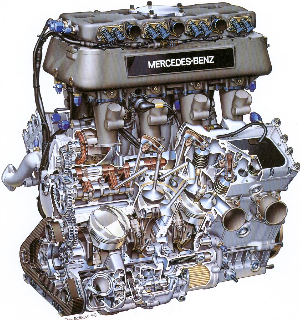 8W - What? - Penske-Mercedes PC23 500i