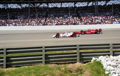 Tracy, 1994 Indy 500