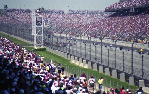 Racing pack, 1994 Indy 500