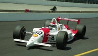 Bobby Rahal, 1994 Indianapolis 500, May 17, Penske-Ilmor PC22