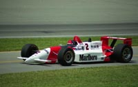 Emerson Fittipaldi, 1994 Indianapolis 500, Carb Day, Penske-Mercedes PC23