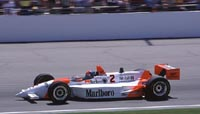 Emerson Fittipaldi, 1994 Indianapolis 500, Race Day, Penske-Mercedes PC23