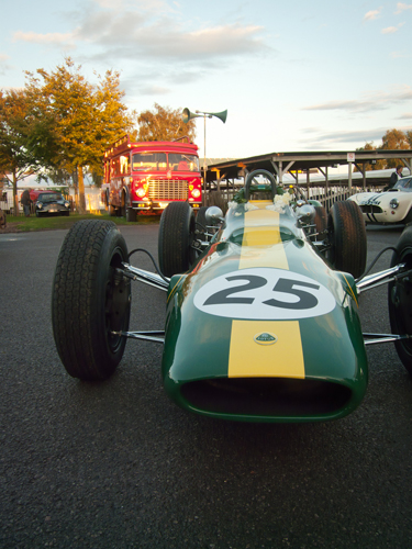 Lotus-Climax 25, Goodwood Revival 2011