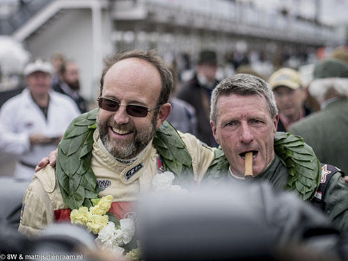 Michael Gans/Andy Wolfe, 2017 Goodwood Revival