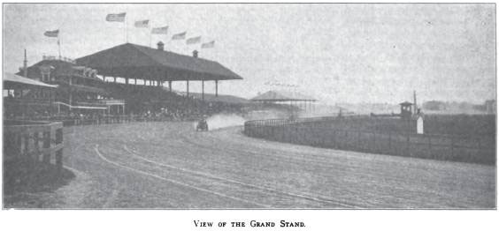 Brighton Beach Races 1902