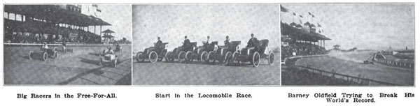 Empire Track Races 1903
