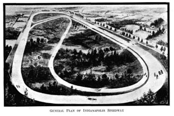 Indianapolis 1909 proposal