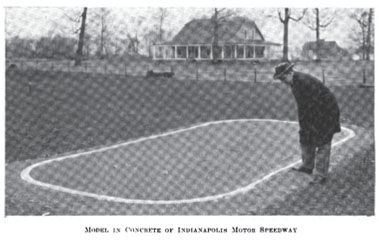 Indianapolis 1909 model