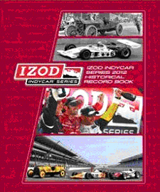 Indycar Series 2012 Historical Record Book