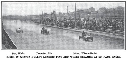 St. Paul races