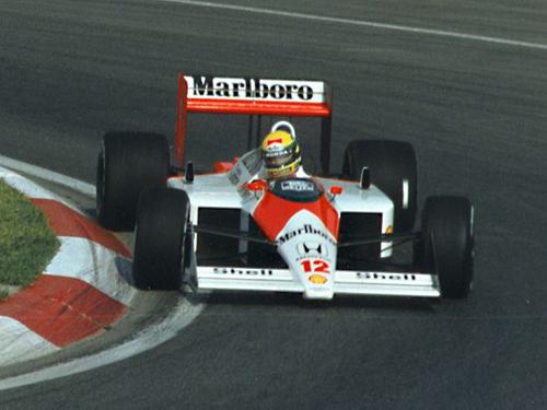Ayrton Senna, Montreal 1988