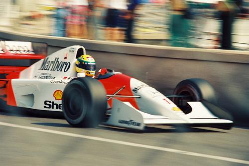 Ayrton Senna, Monaco GP 1992