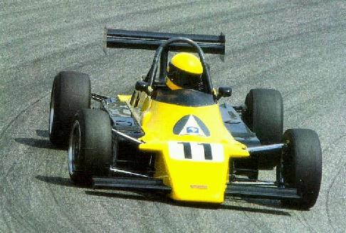 Ayrton Senna, Zandvoort 1982