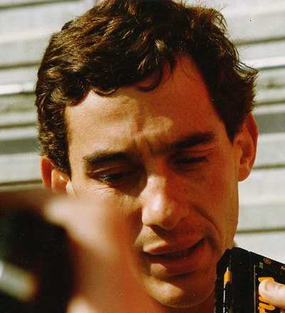 Ayrton Senna, Imola 1989