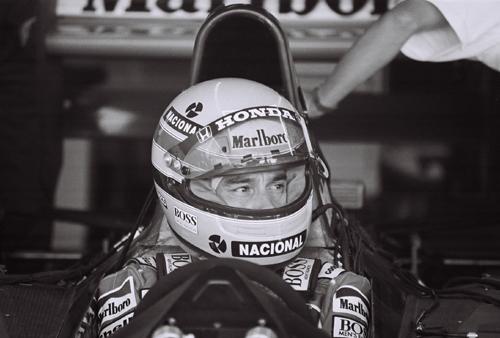 Ayrton Senna, US GP 1991