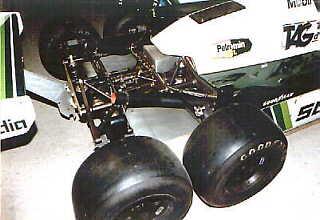 the record setting story of f1 39 s last six wheeled car. Black Bedroom Furniture Sets. Home Design Ideas