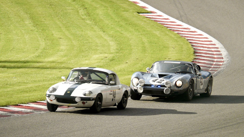 Bizzarini 5300 GT and Lotus Elan S1