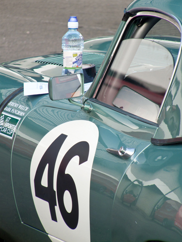 Jeremy Welch/Mark Pangborn, Jaguar E-type, Masters Gentleman Drivers, 22011 Spa Six Hours