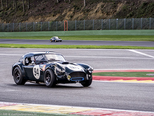 Michael Gans/Andy Wolfe, AC Cobra, 2017 Spa Six Hours