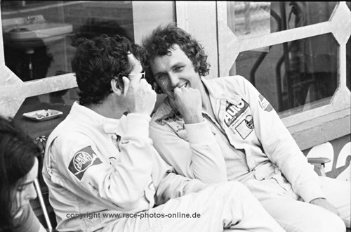 Jochen Mass at the N�rburgring 6 Hours of 1972